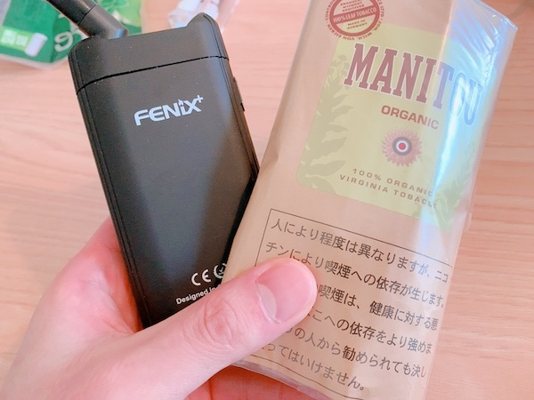 FENIX+とマニトウ