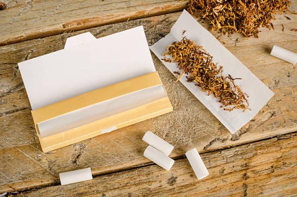 シャグと手巻きタバコ用ペーパー
