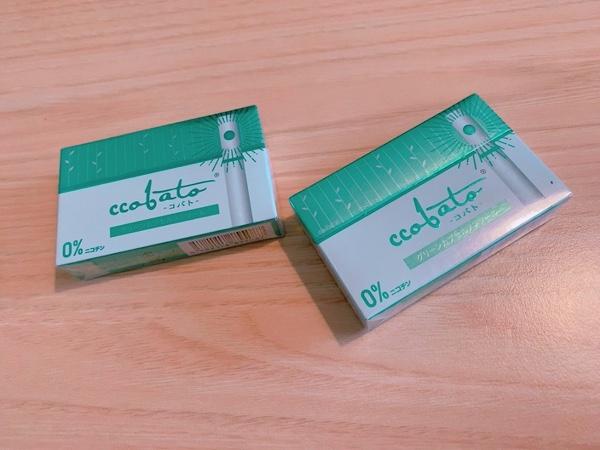 アイコス互換スティック コバトのパッケージ