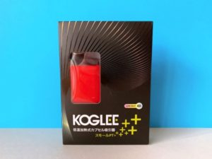 kogleeパッケージ