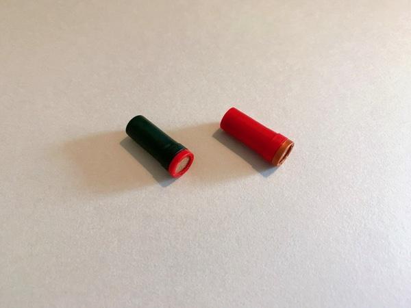 メビウスエナジースパークミントのタバコカプセル比較