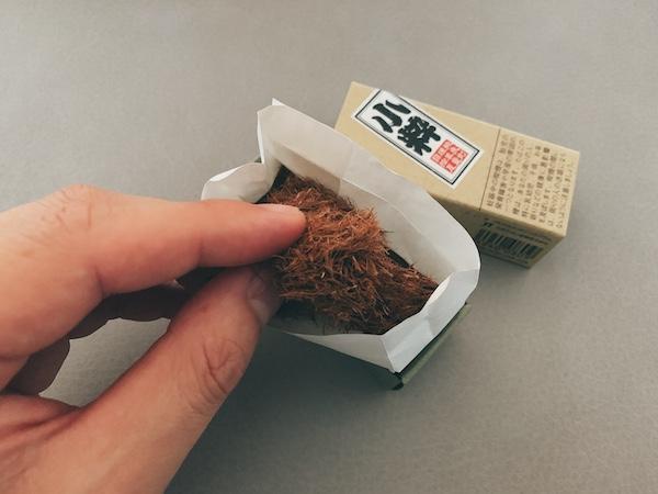 小粋の刻みタバコ