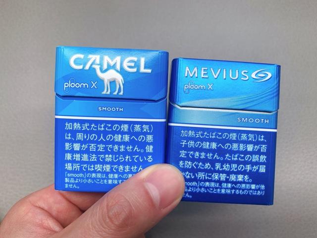 メビウスとキャメル2